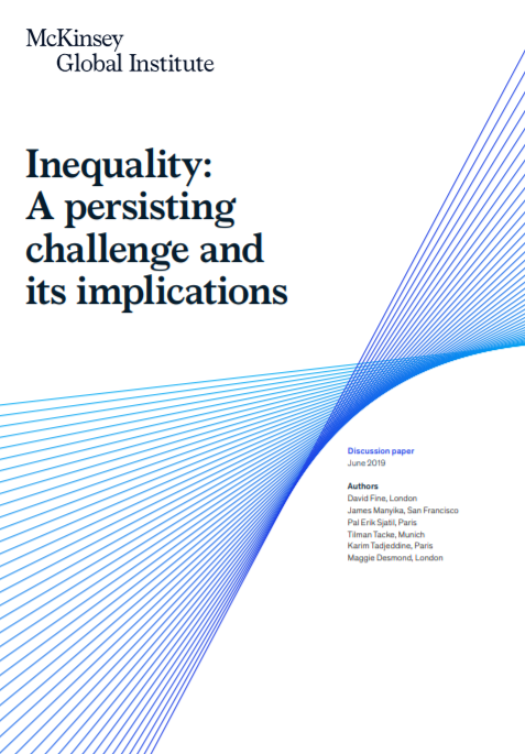 Inequality: A persisting challenge and its implications
