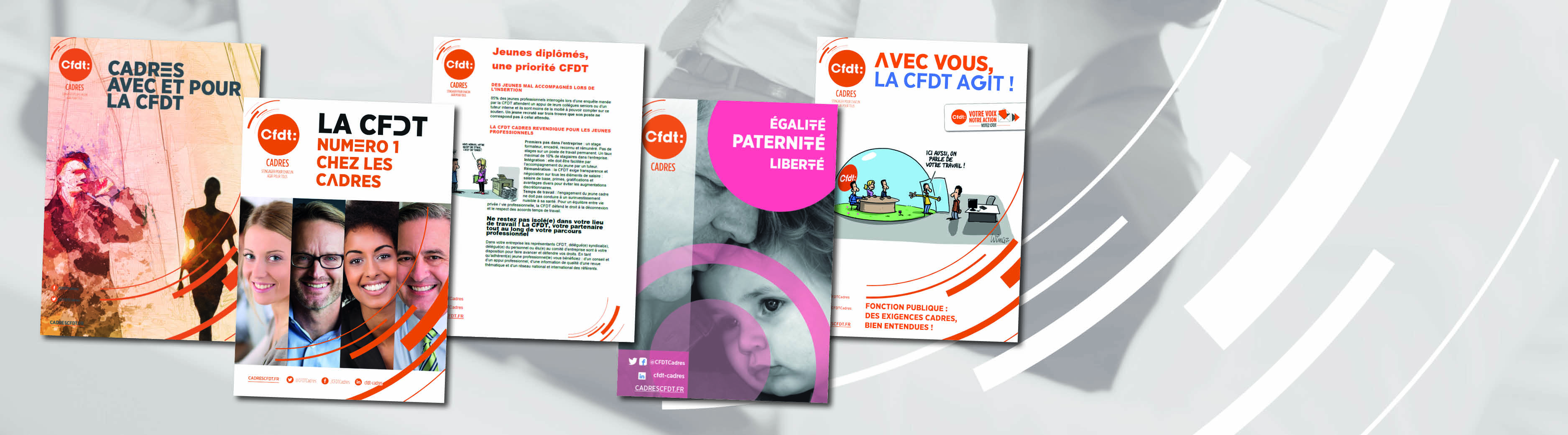 Illustration tracts & plaquettes